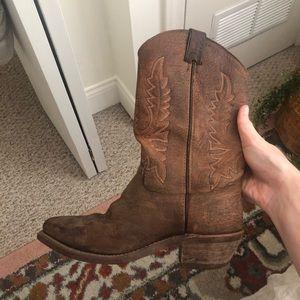Abilene Women's Western Boots Size 8